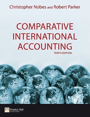 Comparative International Accounting , 10th edition