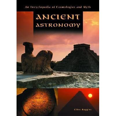 ancient astronomy ruggles clive