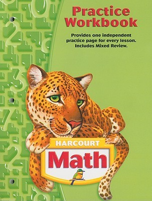 Harcourt Math Practice Workbook Grade 5 By Evan M Maletsky