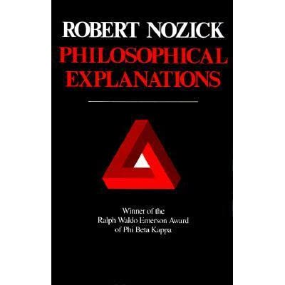 robert nozicks happiness and the experience machine 1 through the experience machine (em) thought experiment, robert nozick purports to show that something matters other than our subjective experiences, namely contact with objective reality.