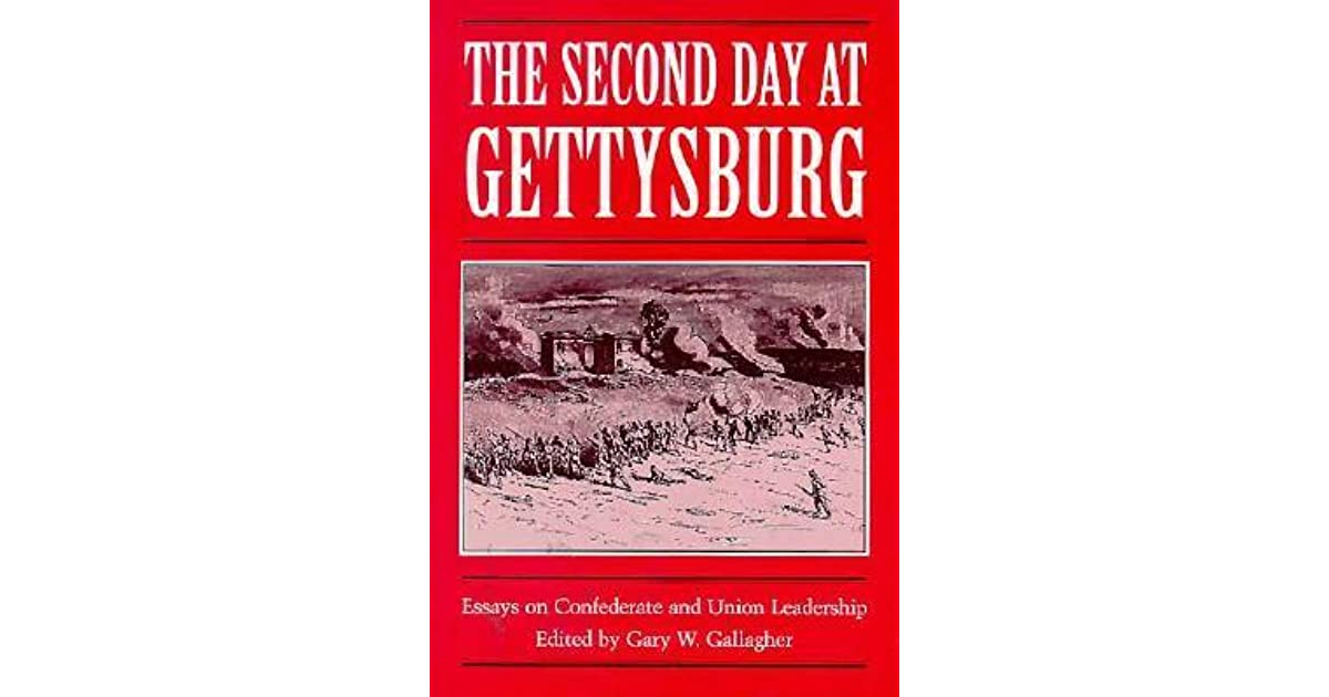 confederate day essay first gettysburg leadership union