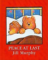 Peace at Last (Puffin Pied Piper (Pb))
