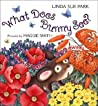 What Does Bunny See?: A Book of Colors and Flowers