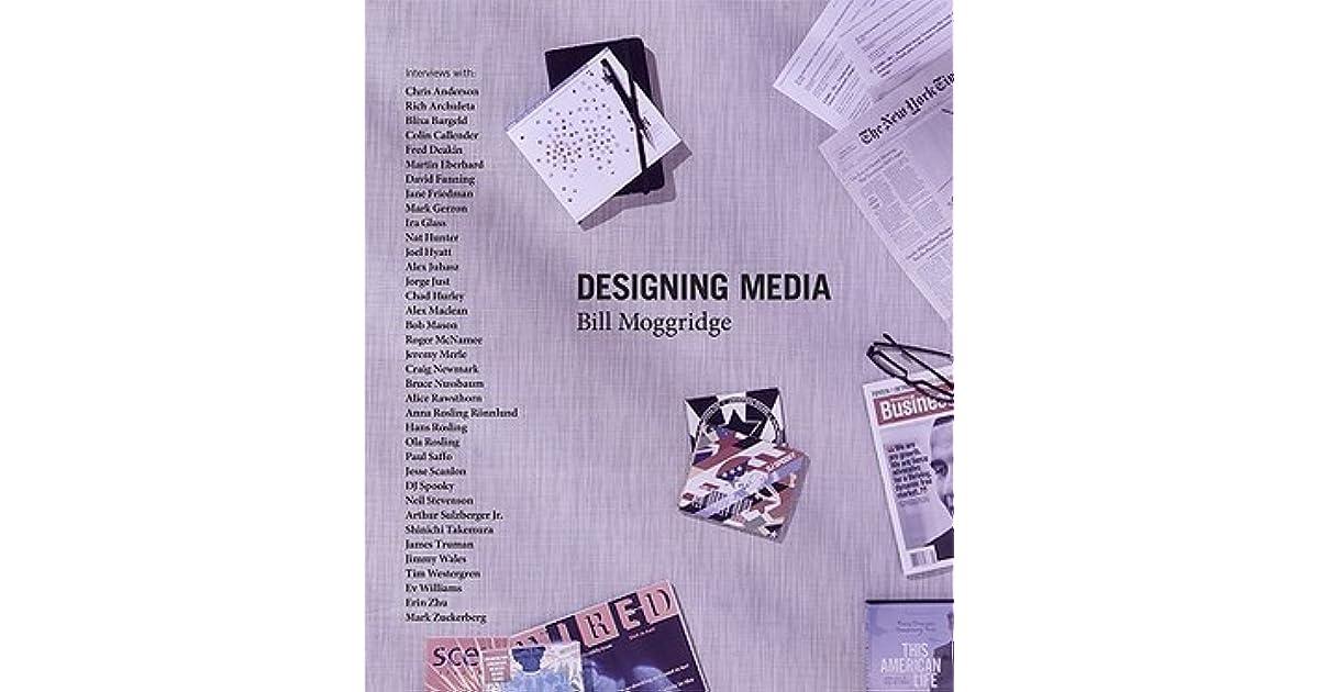 designing media dvd by bill moggridge