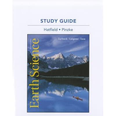 earth science chapter 7 study guide Unit 1 earth science chapter 1 the nature of science  11 earth science hurricane motion weather maps ocean mapping solar system explorer chapter 2.