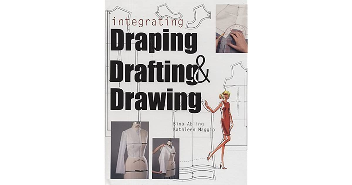 Integrating draping drafting and drawing by bina abling fandeluxe Image collections