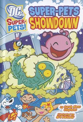 Super-Pets Showdown