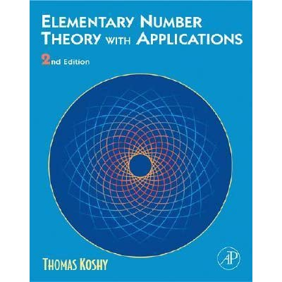 elementary number theory and its applications essay Students solutions manual to accompany elementary number theory and its applications by kenneth h rosen 2000 paperback idea smarty book smart book id 1011847 idea .