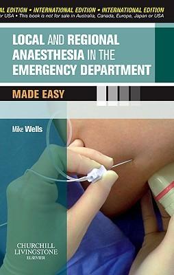 Local & Regional Anaesthesia In Emergenc