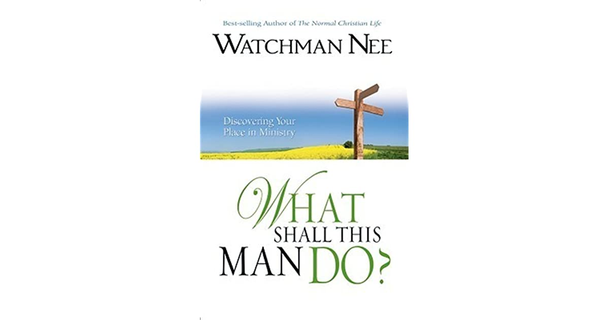 The Complete Works Of Watchman Nee Pdf