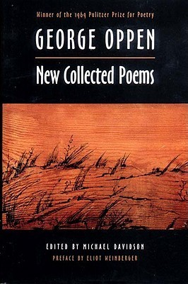 George Oppen - New Collected Poems