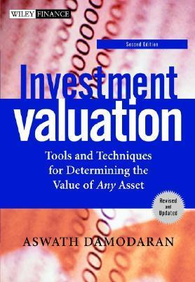 Investment Valuation  Tools and
