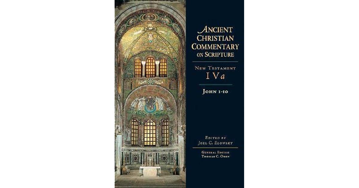 John 1 19 commentary