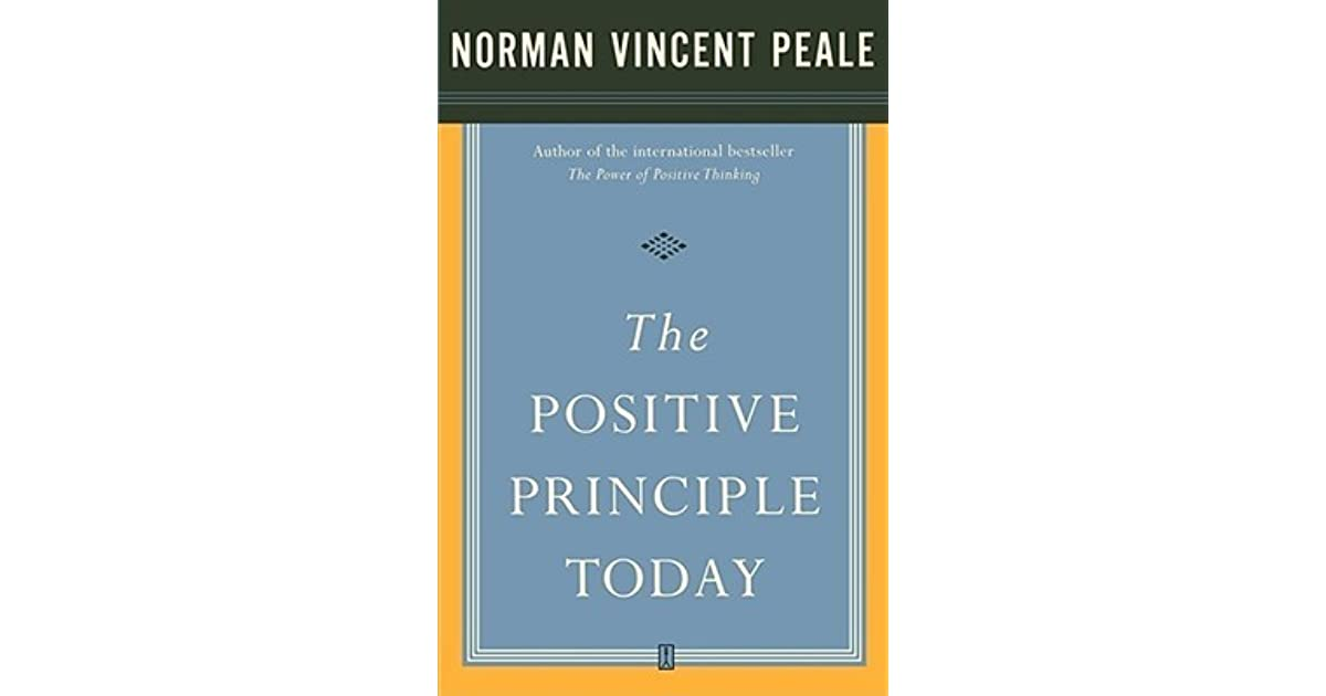 The positive principle today by norman vincent peale fandeluxe Document