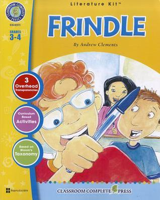 Frindle, Grades 3-4 [With Transparency(s)]