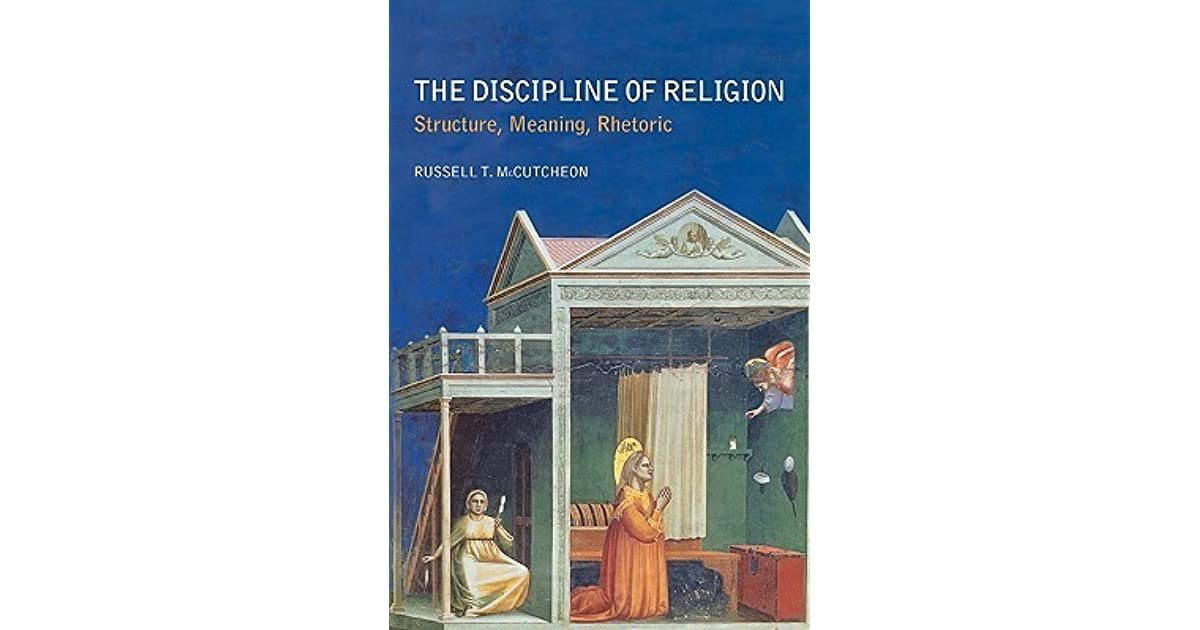 myth russel t mccutcheon Russell t mccutcheon, religion and the domestication of dissent burton mack, myth and the christian nation: a social theory of religion (2008.