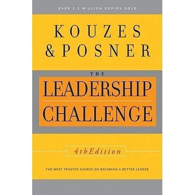 The leadership challenge by james m kouzes fandeluxe PDF