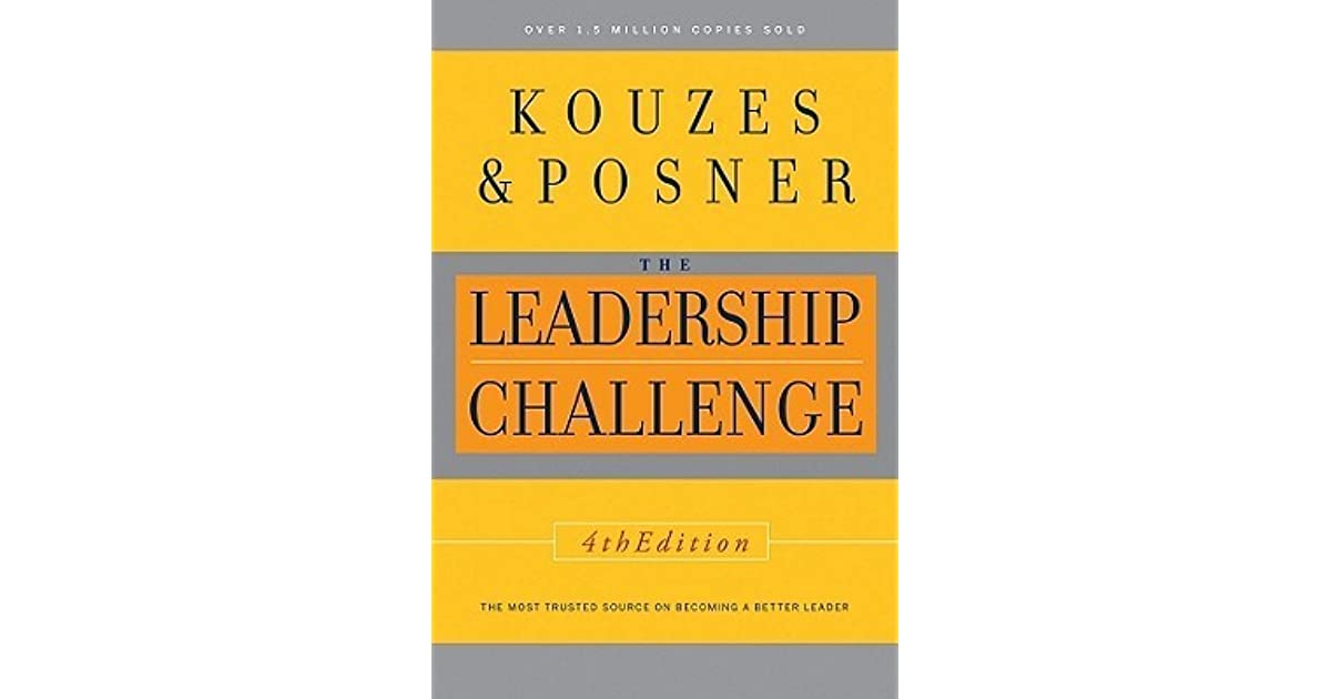 Leadership pdf edition challenge the 5th