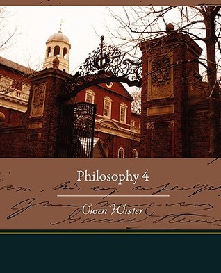 Philosophy 4 book cover
