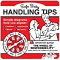 (SAFE BABY HANDLING TIPS [WITH SPINNER]) BY Sopp, David(Author)Hardcover Nov-2005