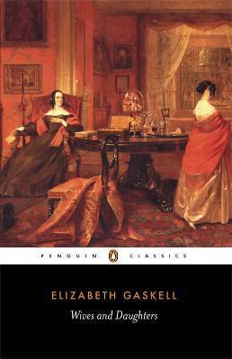 "Book cover of ""Wives and Daughters"" by Elizabeth Gaskell"