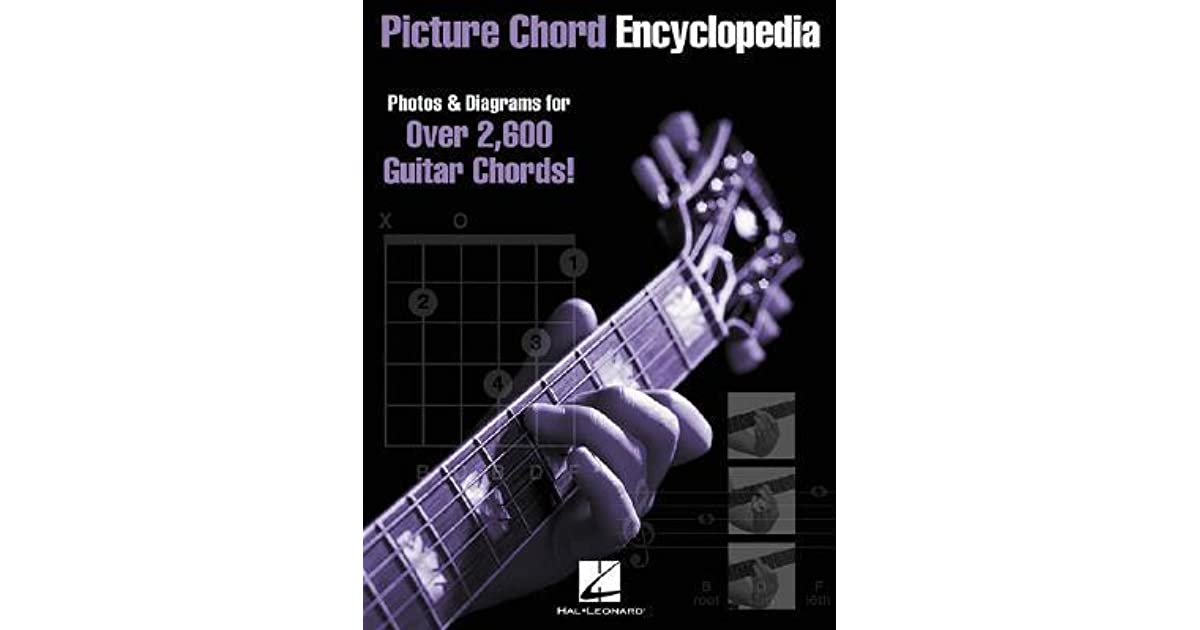Picture Chord Encyclopedia  Photos And Diagrams For 2 600