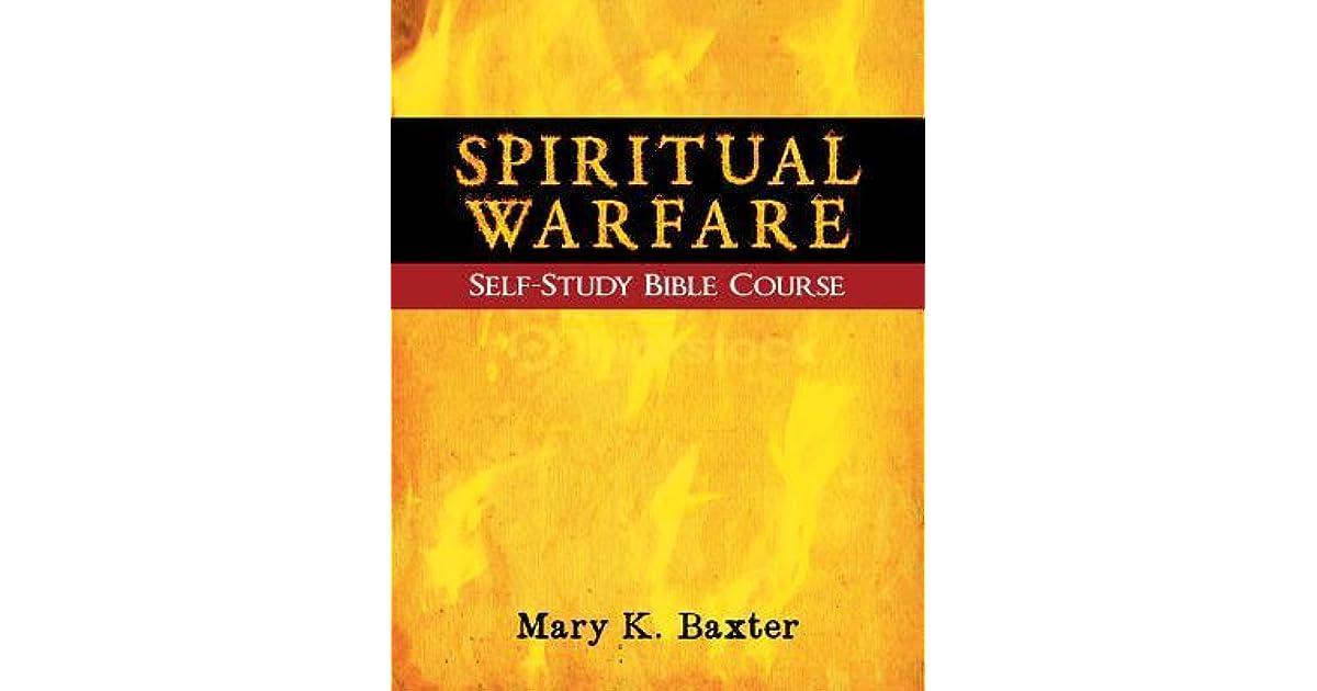 Spiritual Warfare Self Study Bible Course By Mary K Baxter