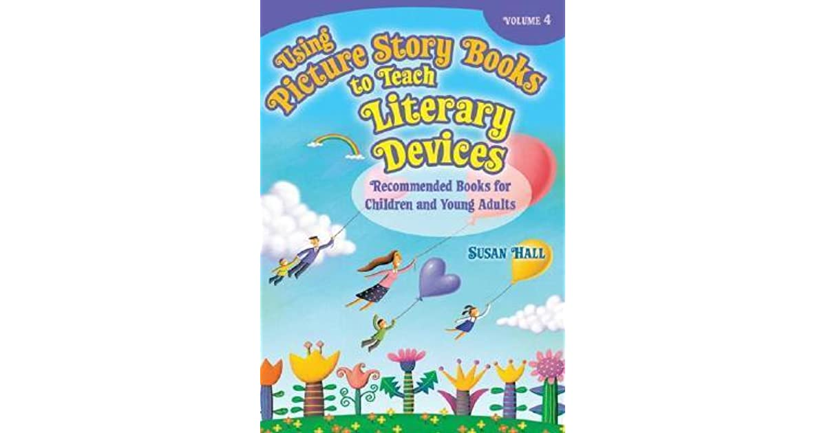 Using Picture Story Books To Teach Literary Devices -2351