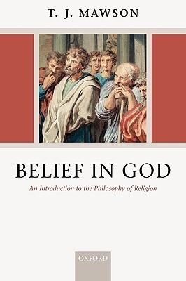 Belief in God An Introduction to the Philosophy of Religion
