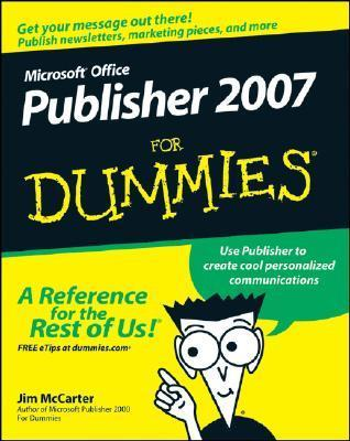 Microsoft Office Publisher For Dummies