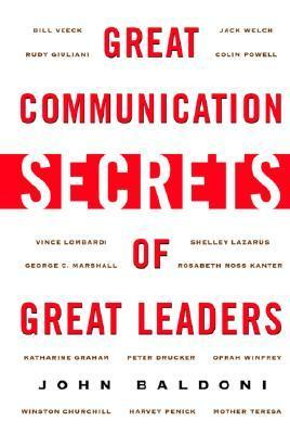 Great Communication Secrets of Great