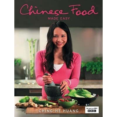 Chinese food made easy by ching he huang reviews for Asian cuisine books