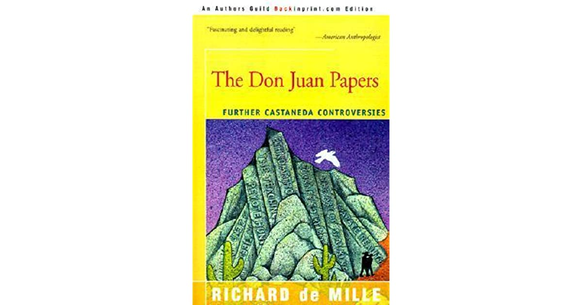 the don juan papers