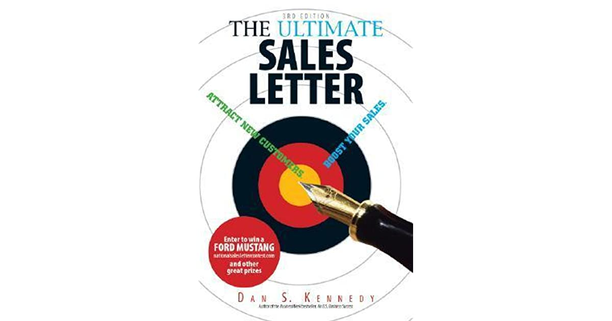 the ultimate sales letter the ultimate sales letter attract new customers boost 25246 | 112466. UY630 SR1200,630