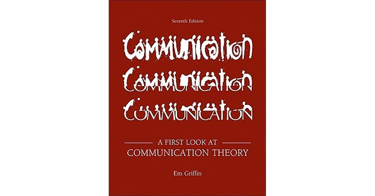 A first look at communication theory 9th edition pdf dolap a fandeluxe Choice Image