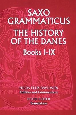 The History of the Danes, Books I-IX: I  English Text