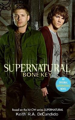 Bone Key (Supernatural, #3)