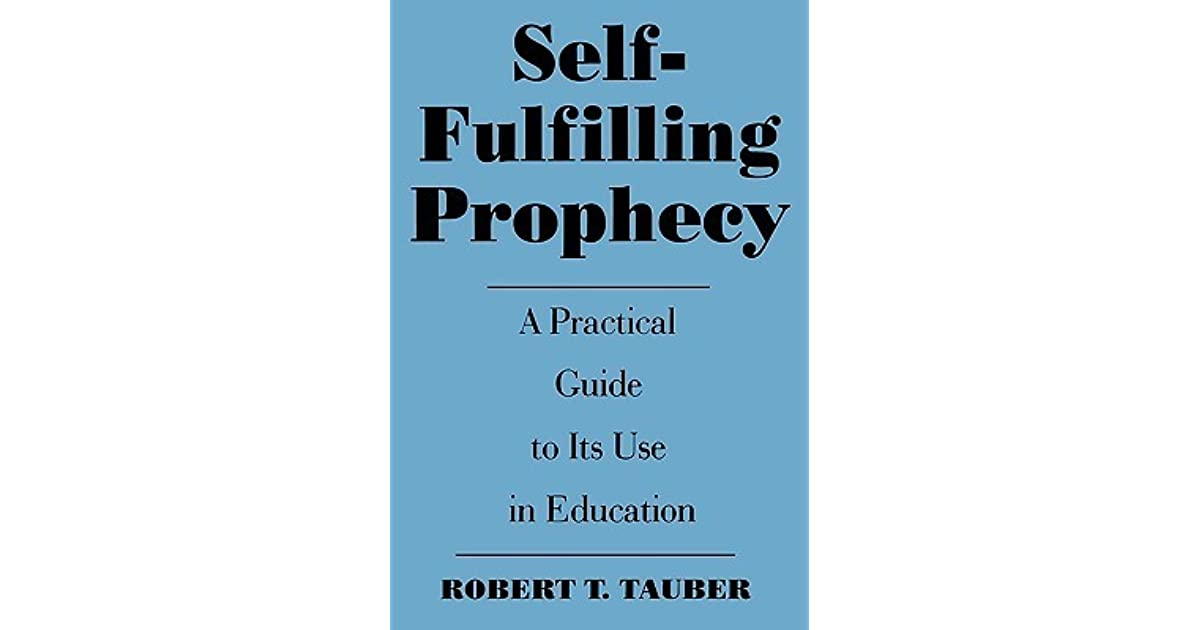 self fulfilling prophecy in education