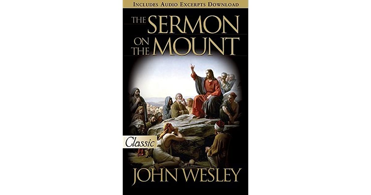 the sermon on the mount and