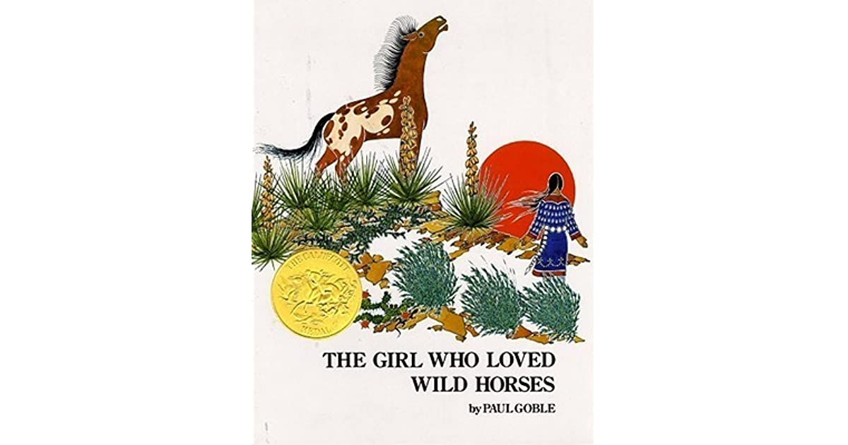 girl who loved wild horses comprehension questions