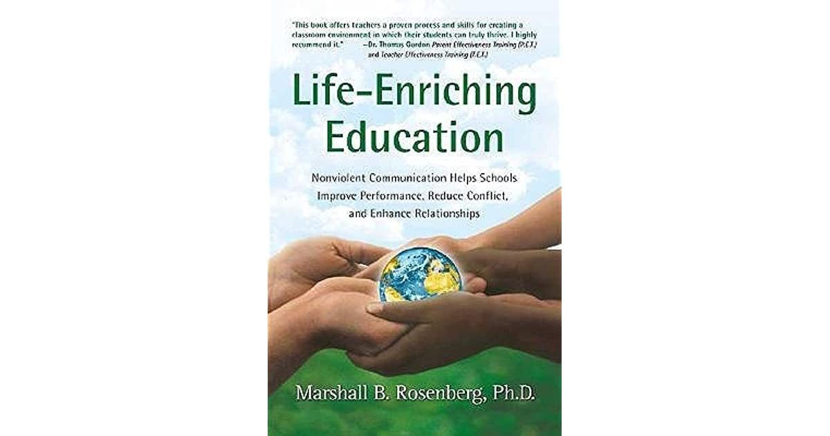 life enriching education rosenberg marshall b eisler riane