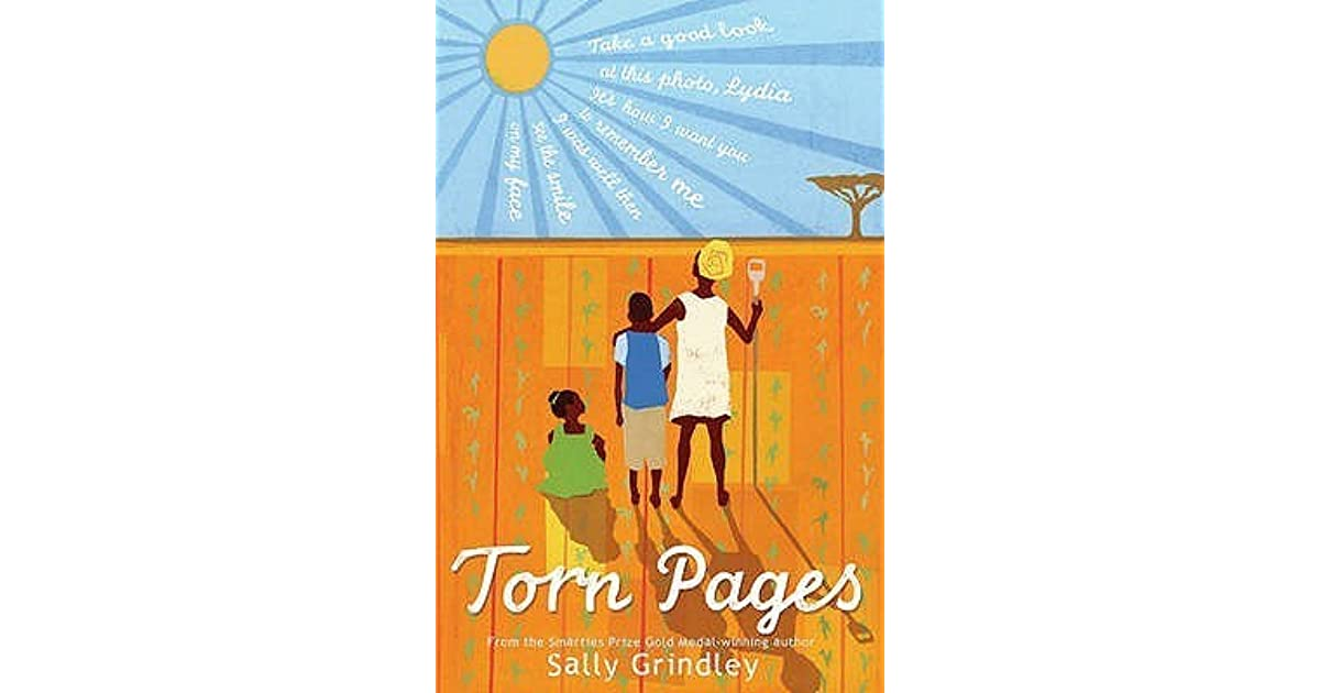 Torn Pages By Sally Grindley