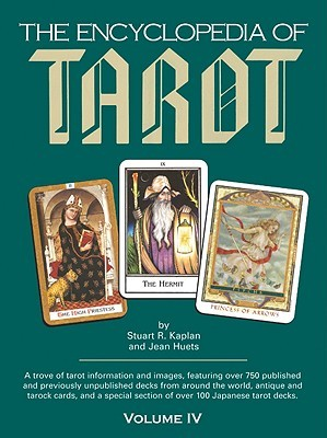 The Encyclopedia of Tarot, Volume IV
