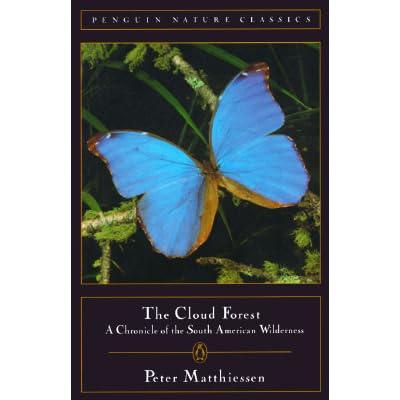 the cloud forest matthiessen peter