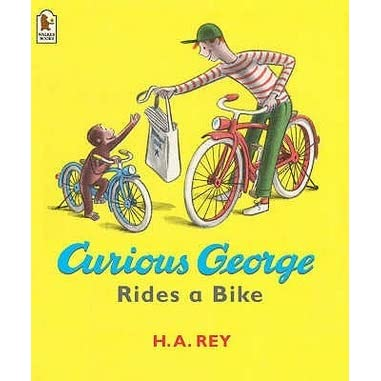 a review of ha reys book curious george rides a bike Gallery custom vehicle car wrap fort lauderdale miami palm beach.
