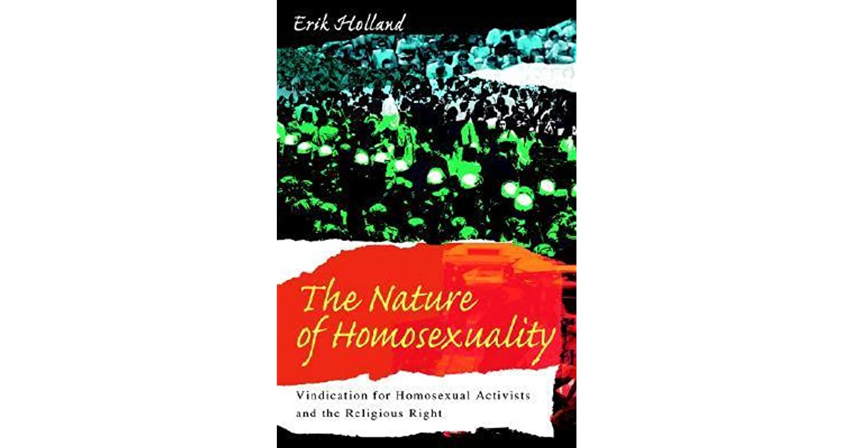 Homosexuality in nature book