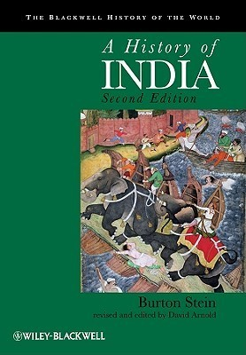 Burton Stein David Arnold A History of India