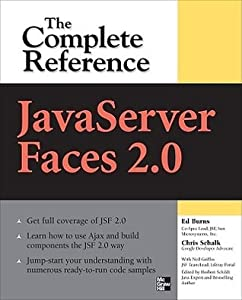 JavaServer Faces 2.0: The Complete Reference