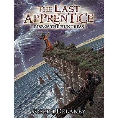 Read Rise Of The Huntress The Last Apprentice Wardstone Chronicles 7 By Joseph Delaney