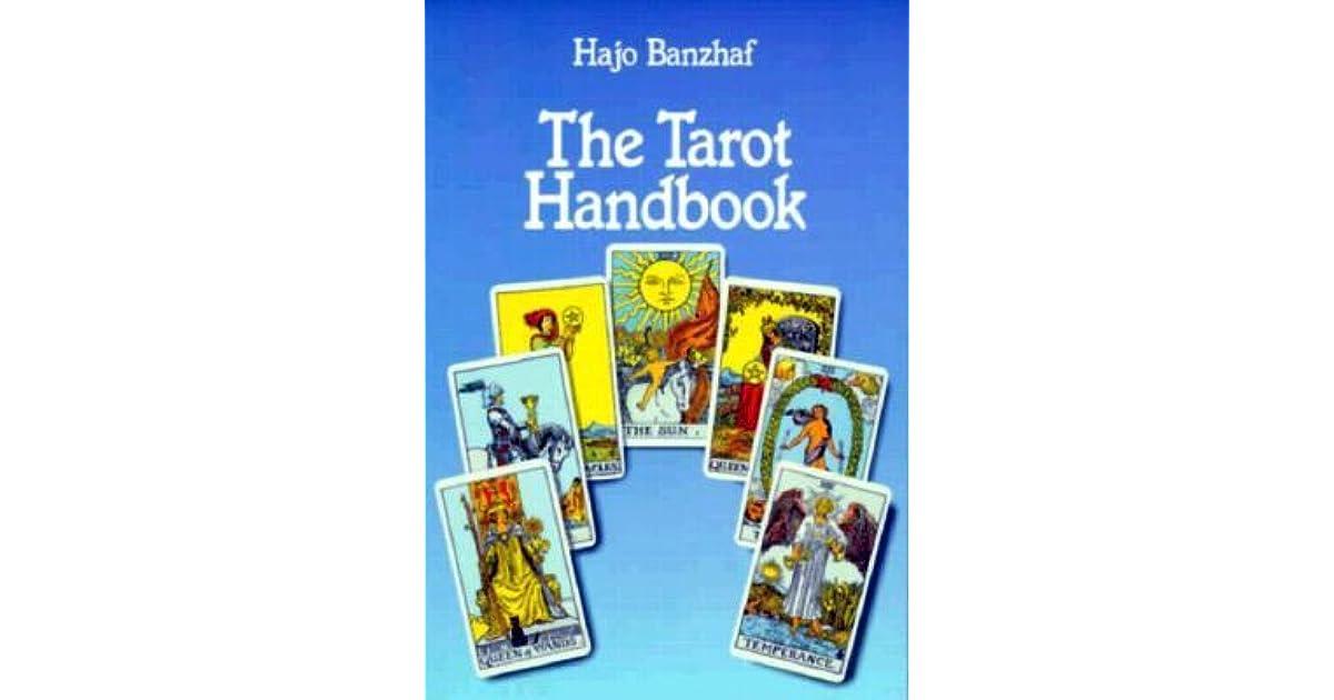 The Tarot Handbook By Hajo Banzhaf